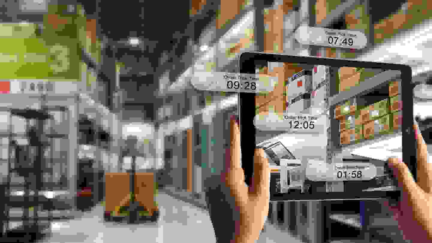 Smart Ordering und smarte Logistik
