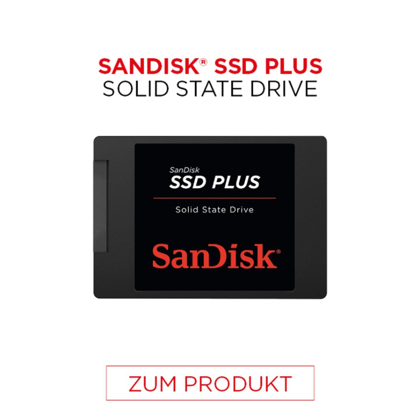 Sandisk SSD Plus