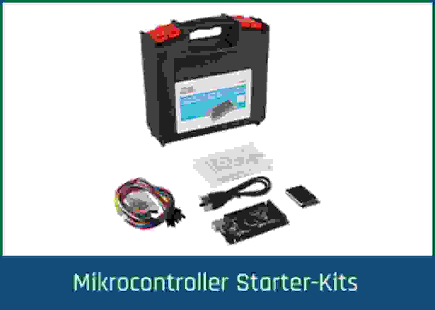 MAKERFACTORY Mikrocontroller Starter-Kits