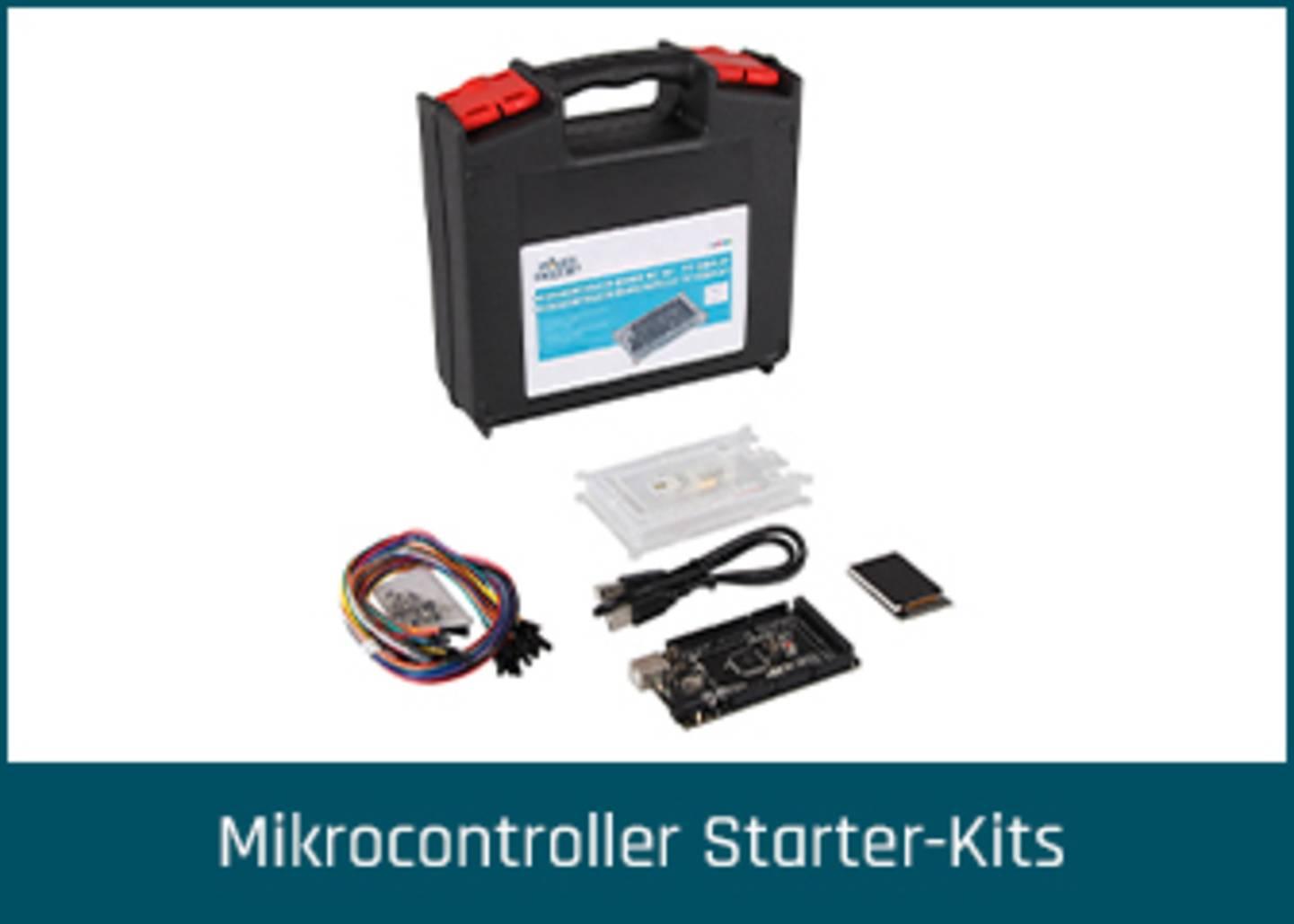 MAKERFACTORY Mikrocontroller Starter-Kits