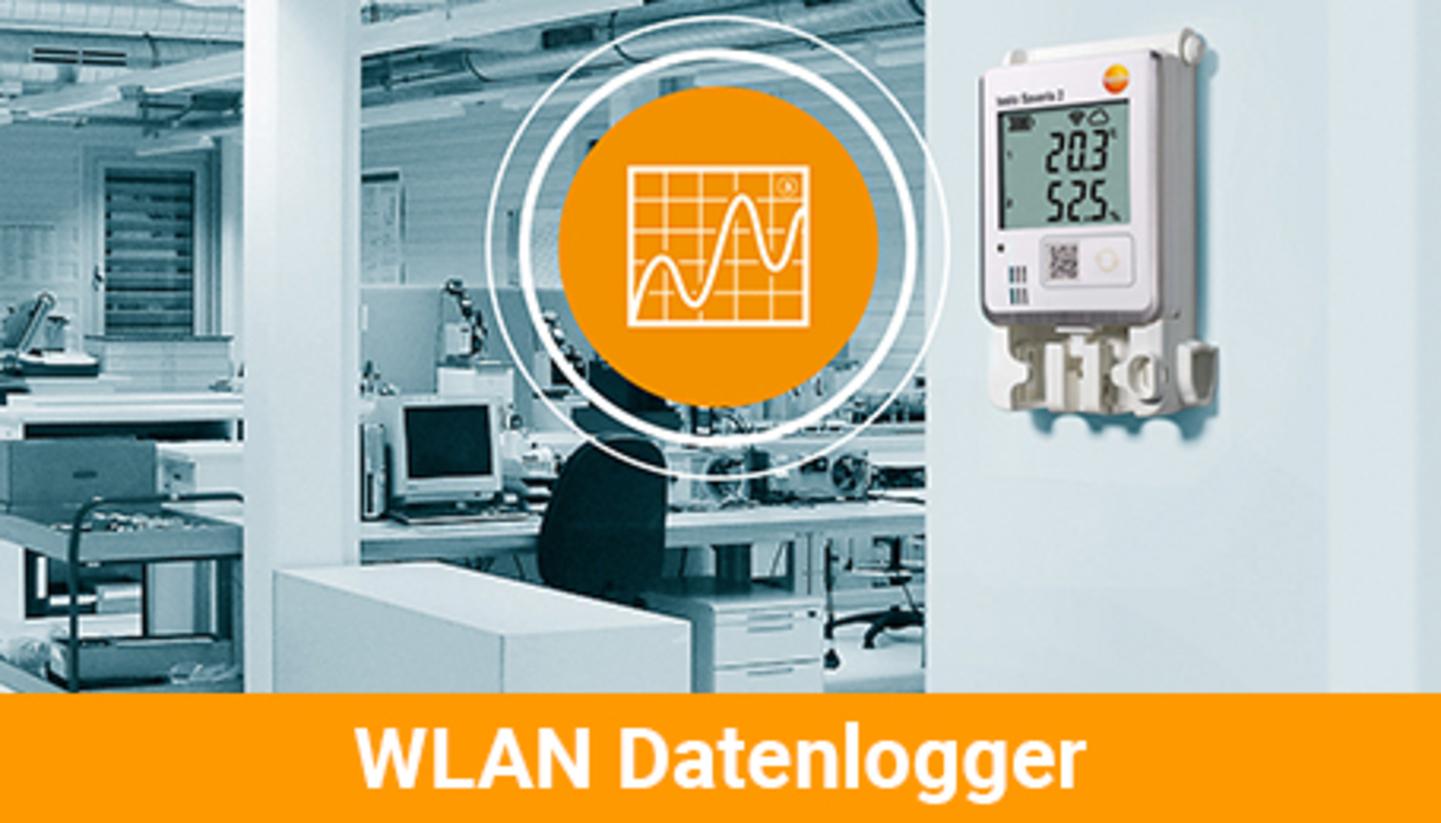 WLAN Datenlogger