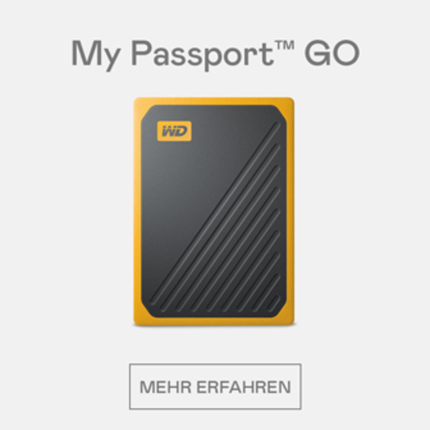 My Passport Go