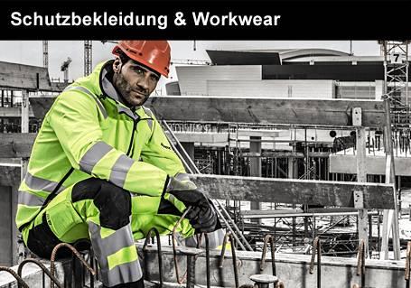 Schutzbekleidung & Workwear