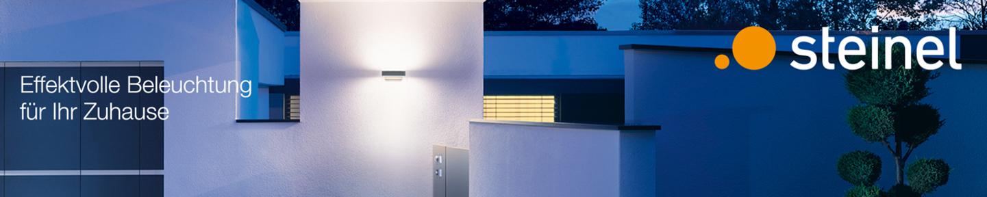 Steinel Außenbeleuchtung