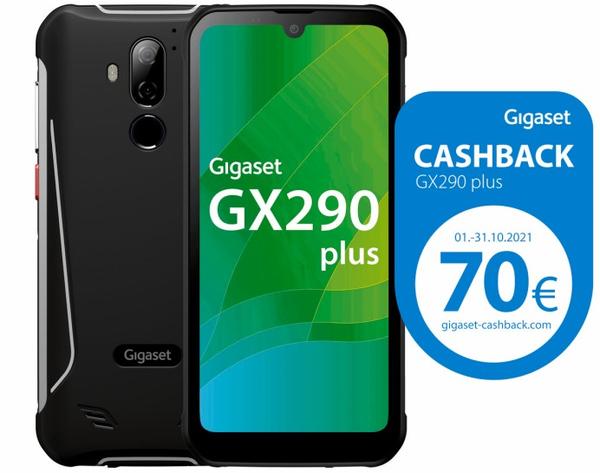 GX290 plus Cashback