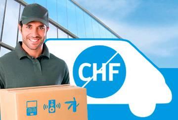 Frei-Haus-Lieferung für nicht vorrätige Produkte