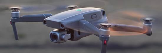 DJI-Quadrocopter Mavic