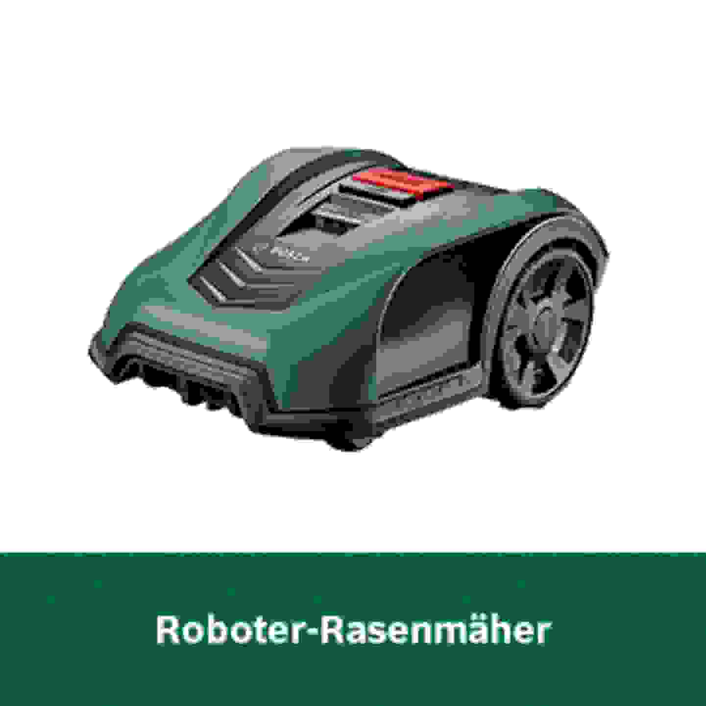 Bosch Roboter-Rasenmäher