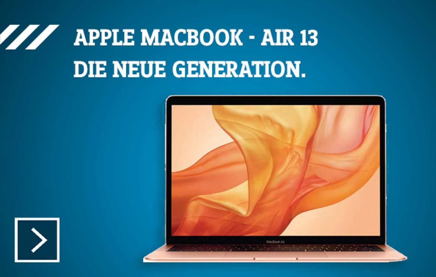 Apple MacBook - Air 13 (2019) »