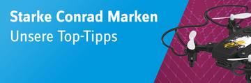 Starke Conrad Marken – Entdecken und profitieren »