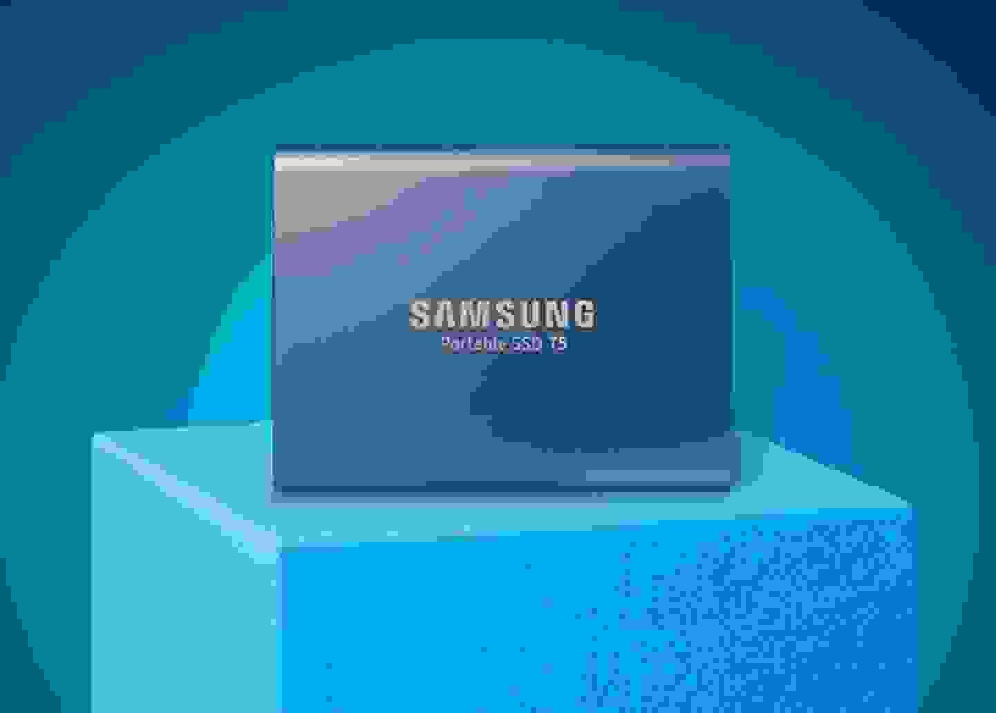 Samsung - Portable T5 Externe SSD Festplatte 250 GB »