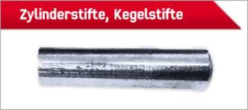 TOOLCRAFT Zylinderstifte, Kegelstifte