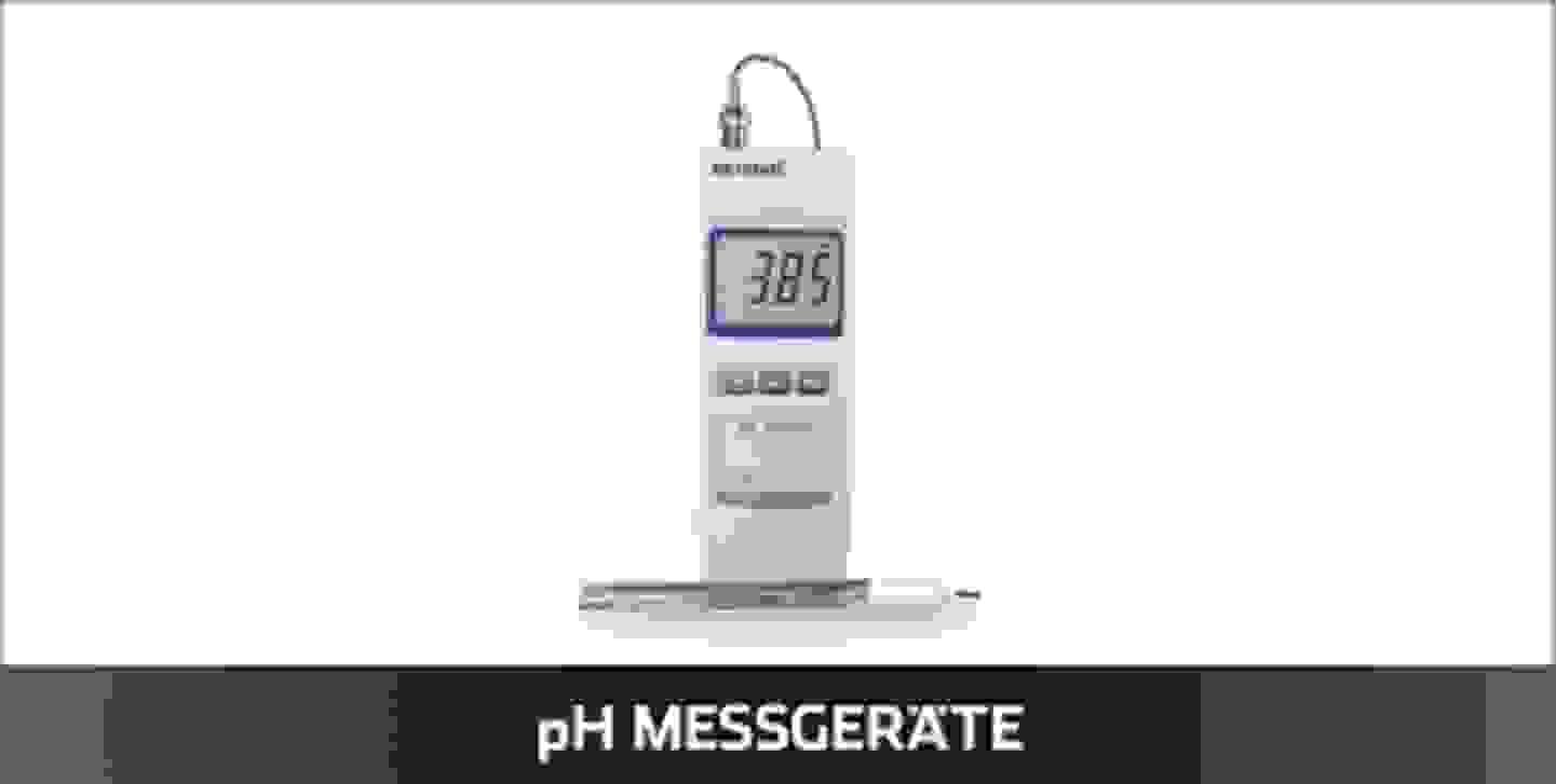Voltcraft pH Messgeräte