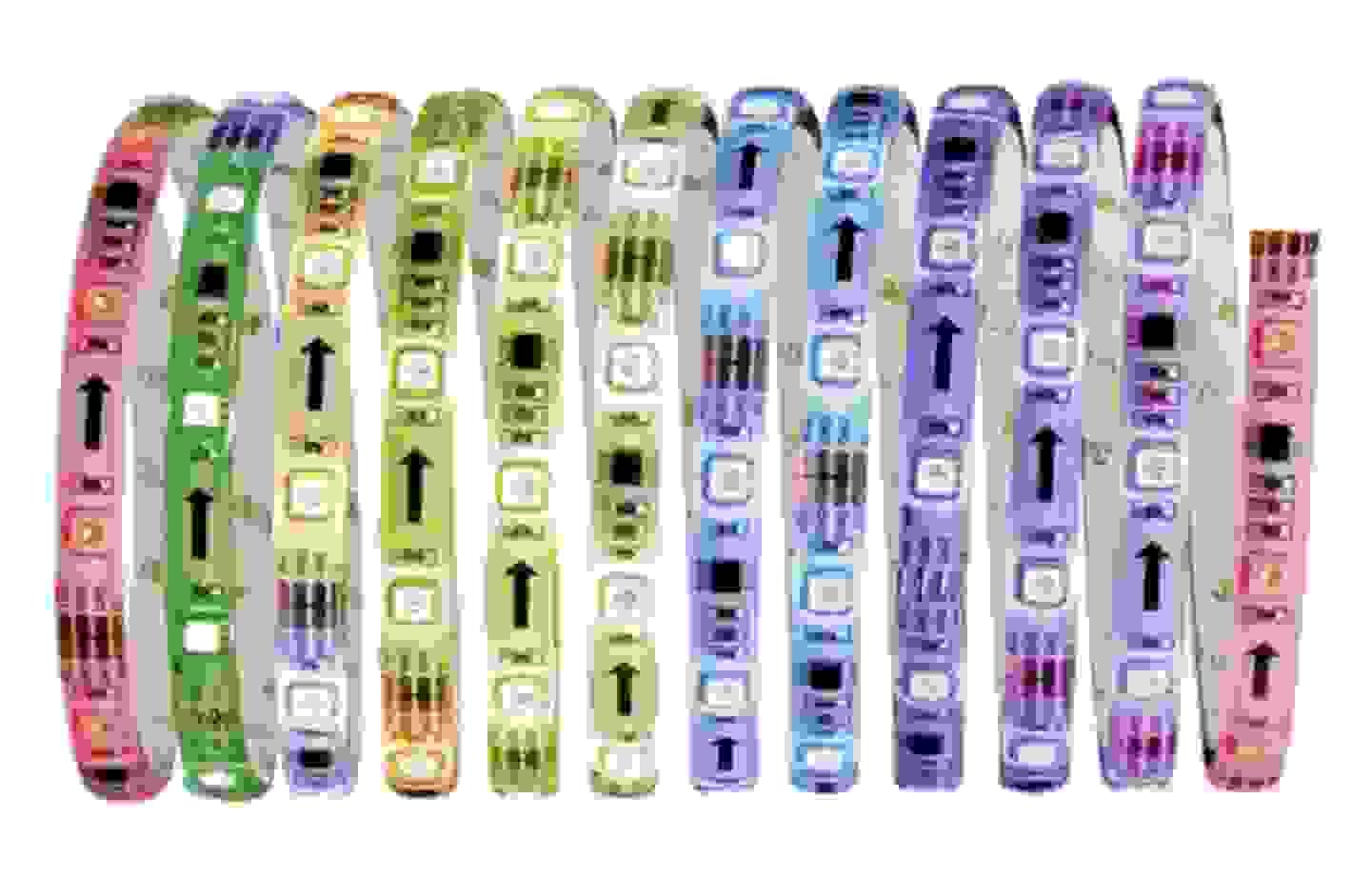 LED-Streifen – die LED-Stripes