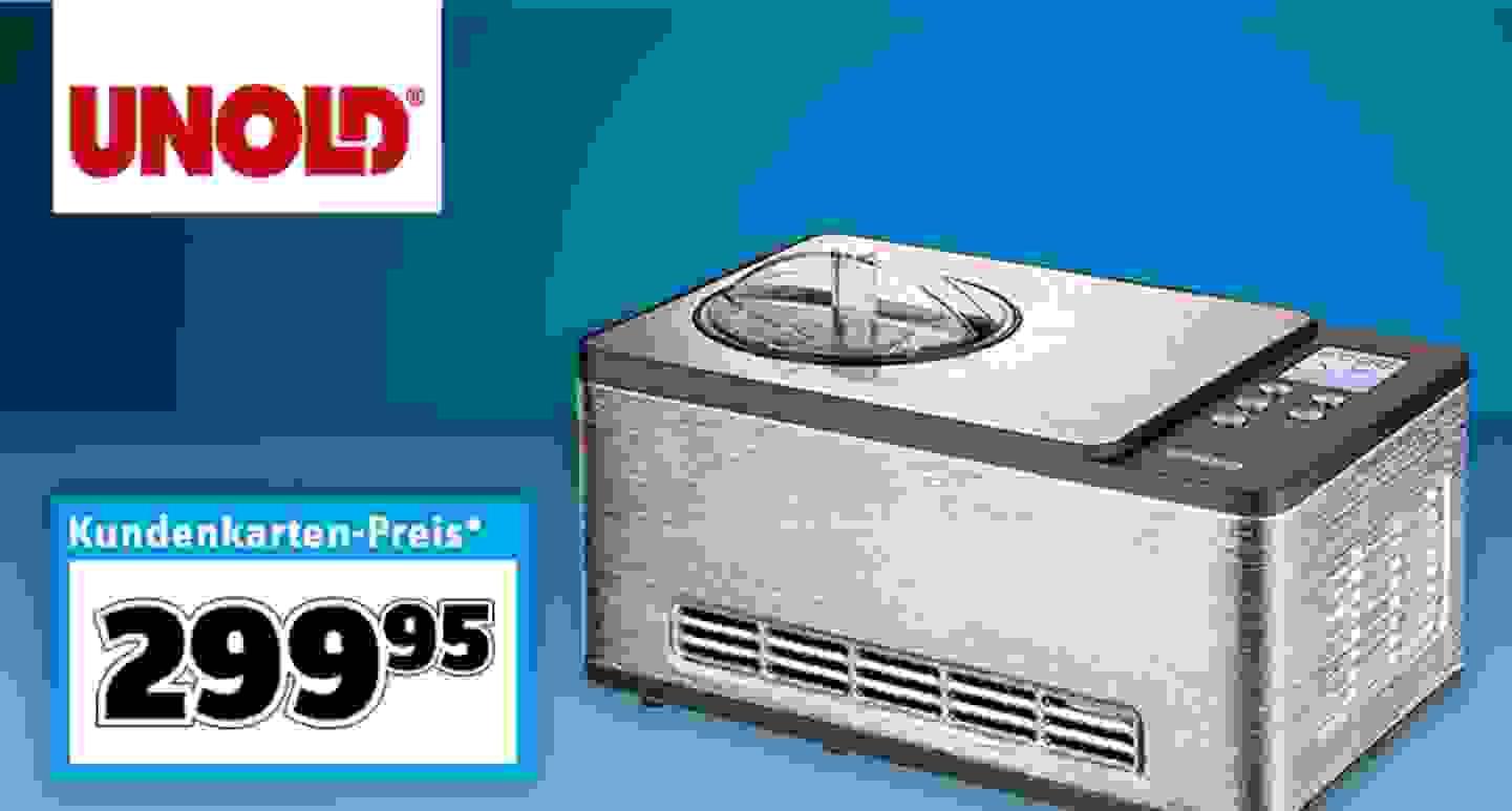 Unold - Eismaschine »