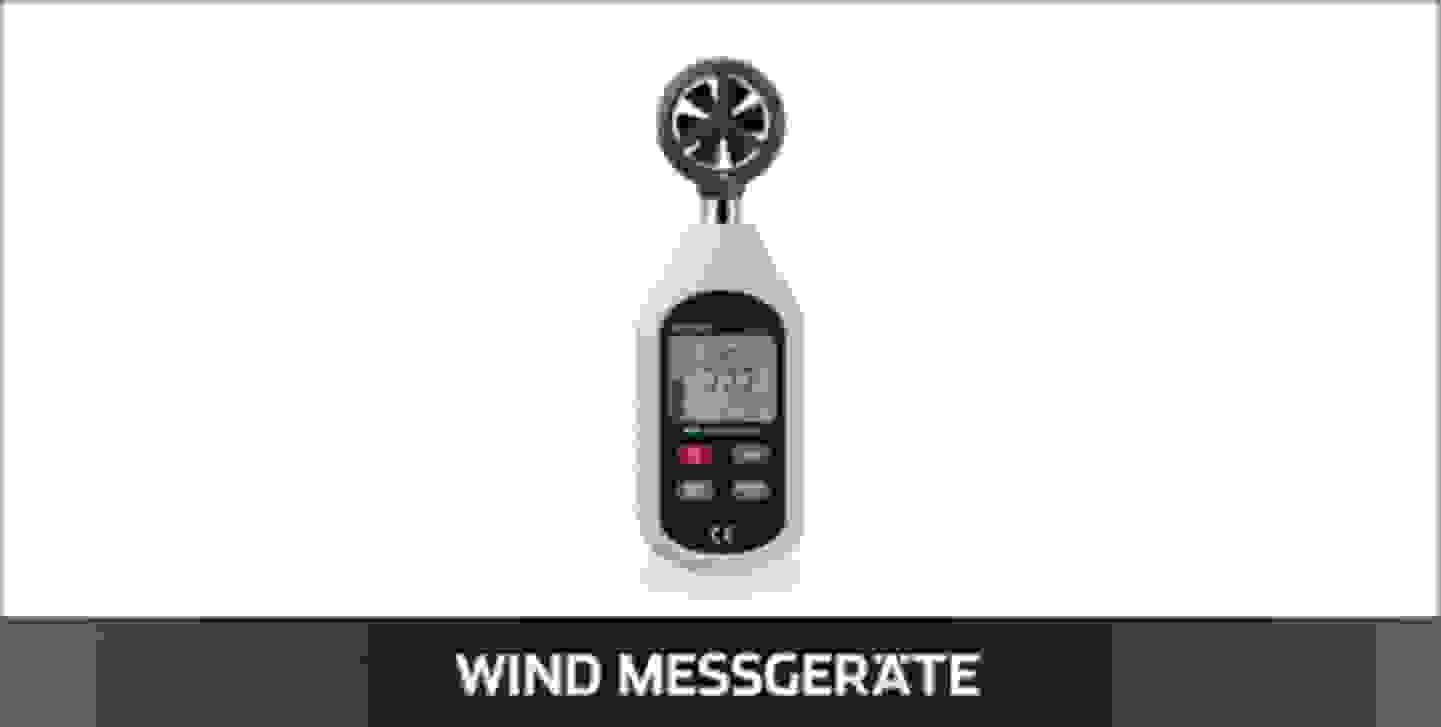 Voltcraft Windmessgeräte