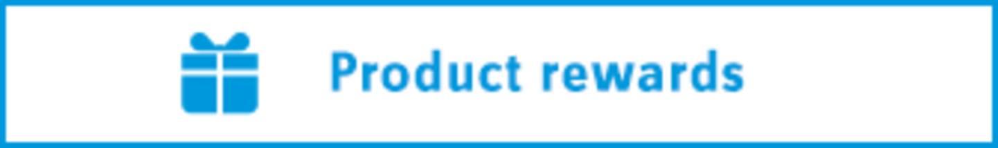 Product rewards