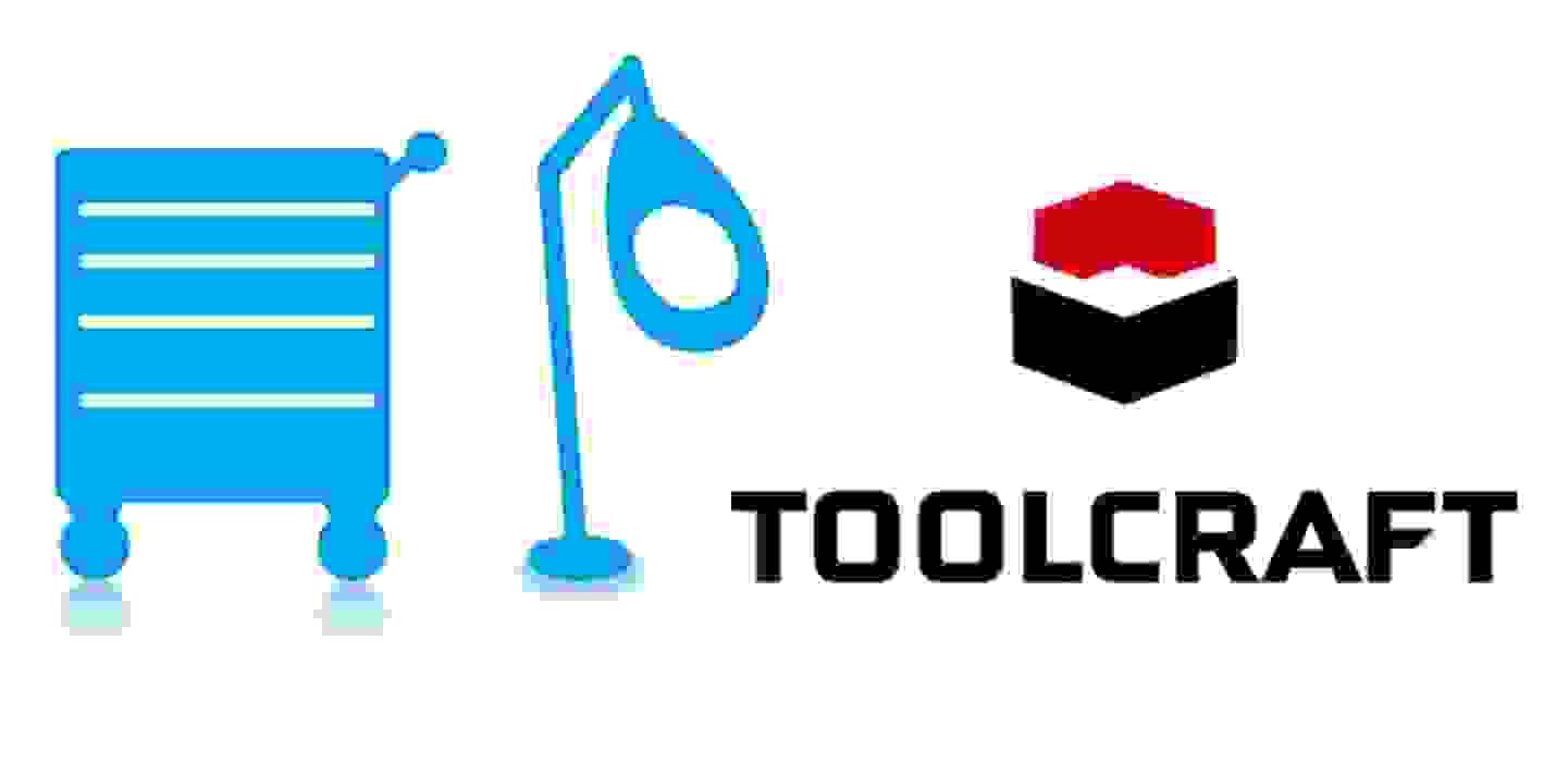 Werkstatt aufräumen mit Toolcraft