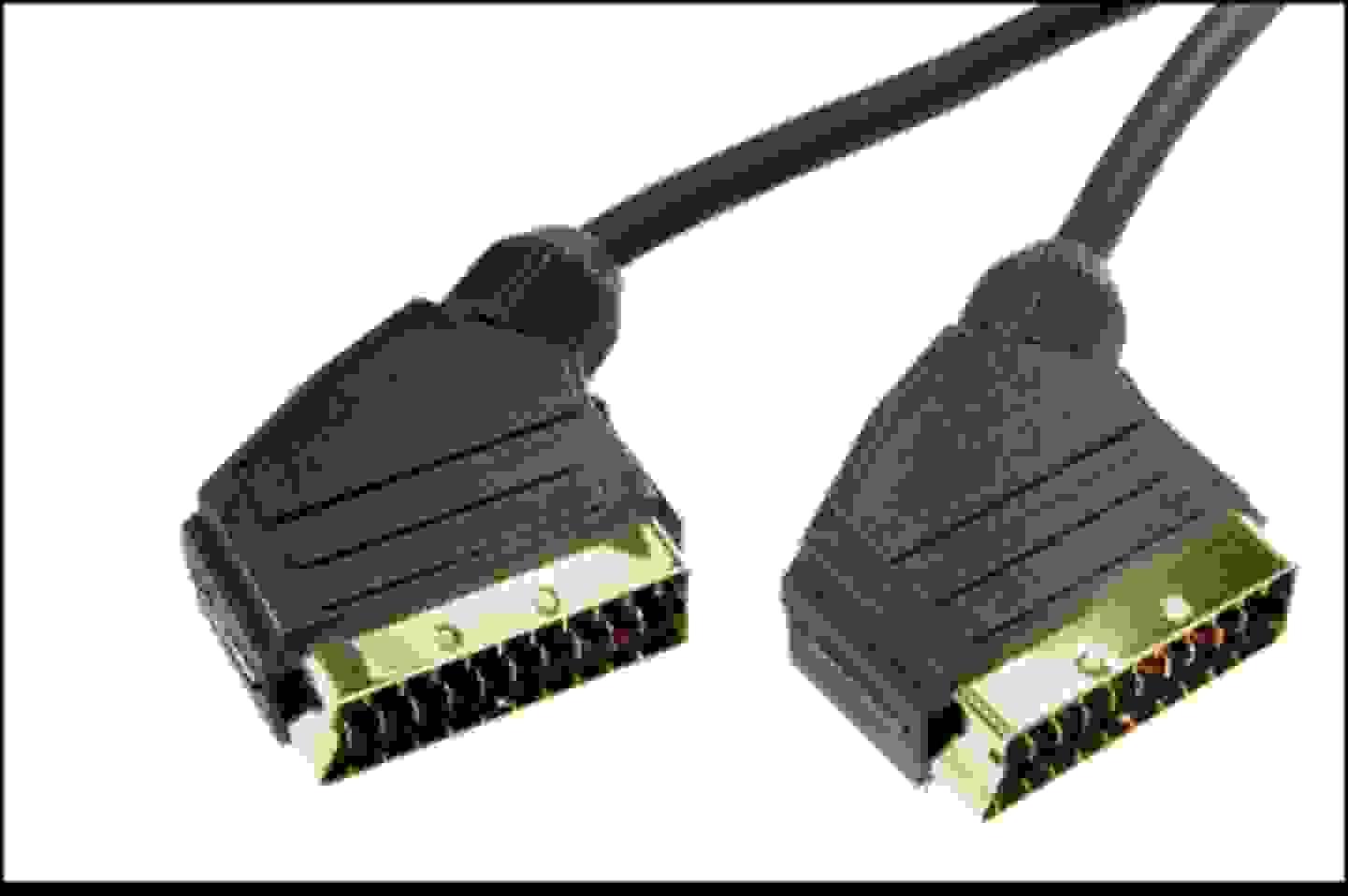 Speaka Professional - SCART Kabel