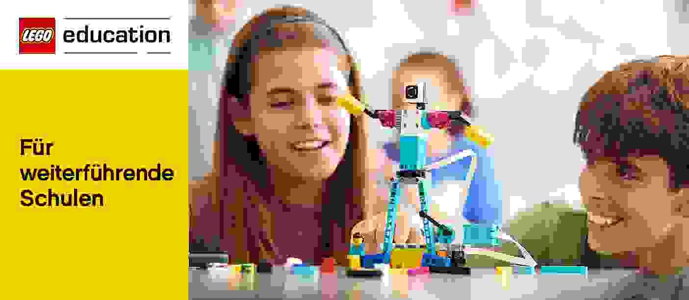 Lego Education Weiterführende Schule