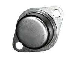 Leistungstransistor im Metallgehäuse