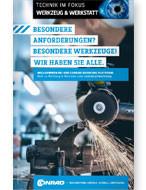 Technik im Fokus Werkzeug & Werkstatt