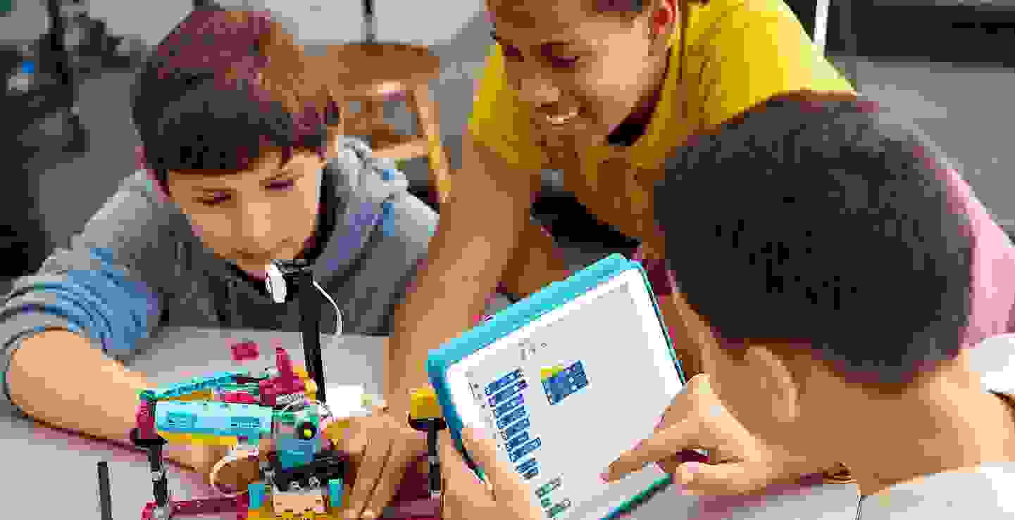 LEGO Education Spike Prime im Einsatz