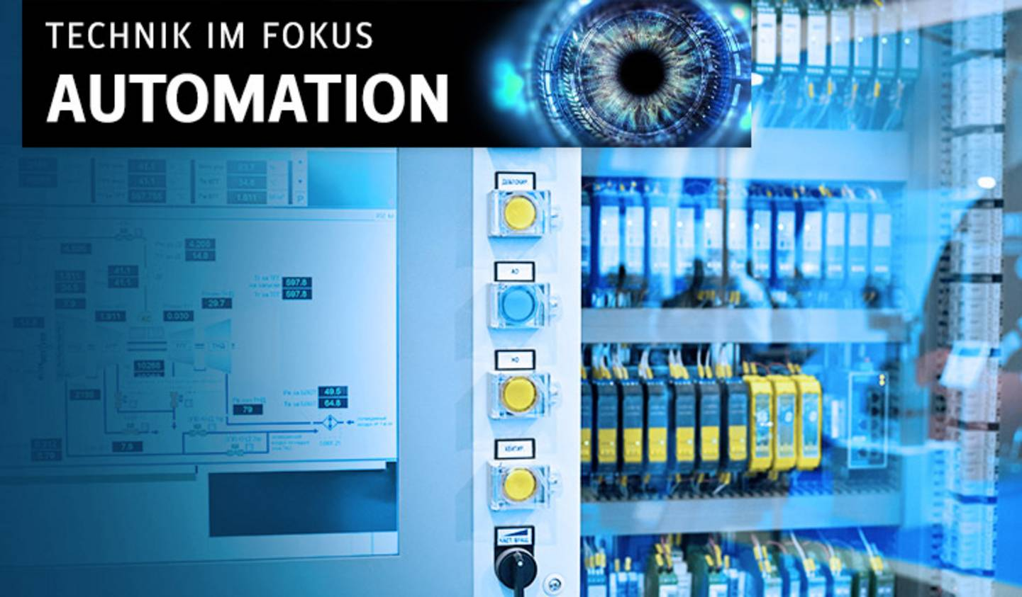 Technik im Fokus - Steuerung