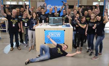 Maker Faire Hannover 2019 - Team
