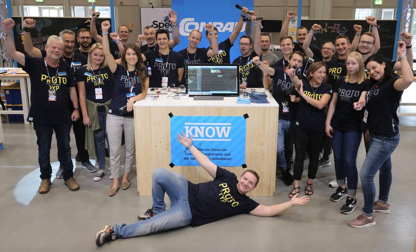 Maker Faire Hannover 2019 - Team