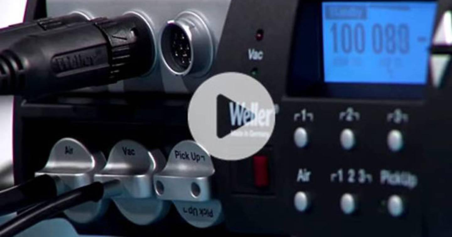 WXR 3 Reworkstation - Video »