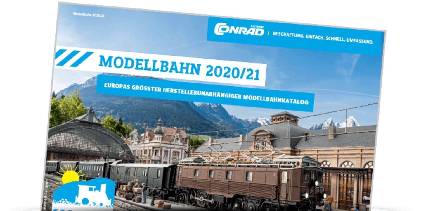 Modellbahn Katalog 2020/2021