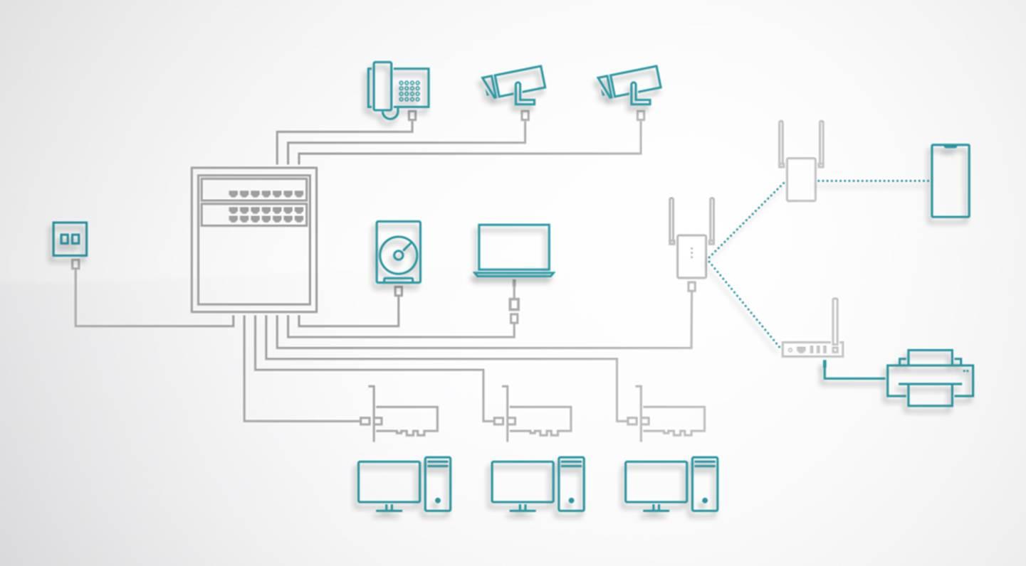 Technik im Fokus Digital Workspaces