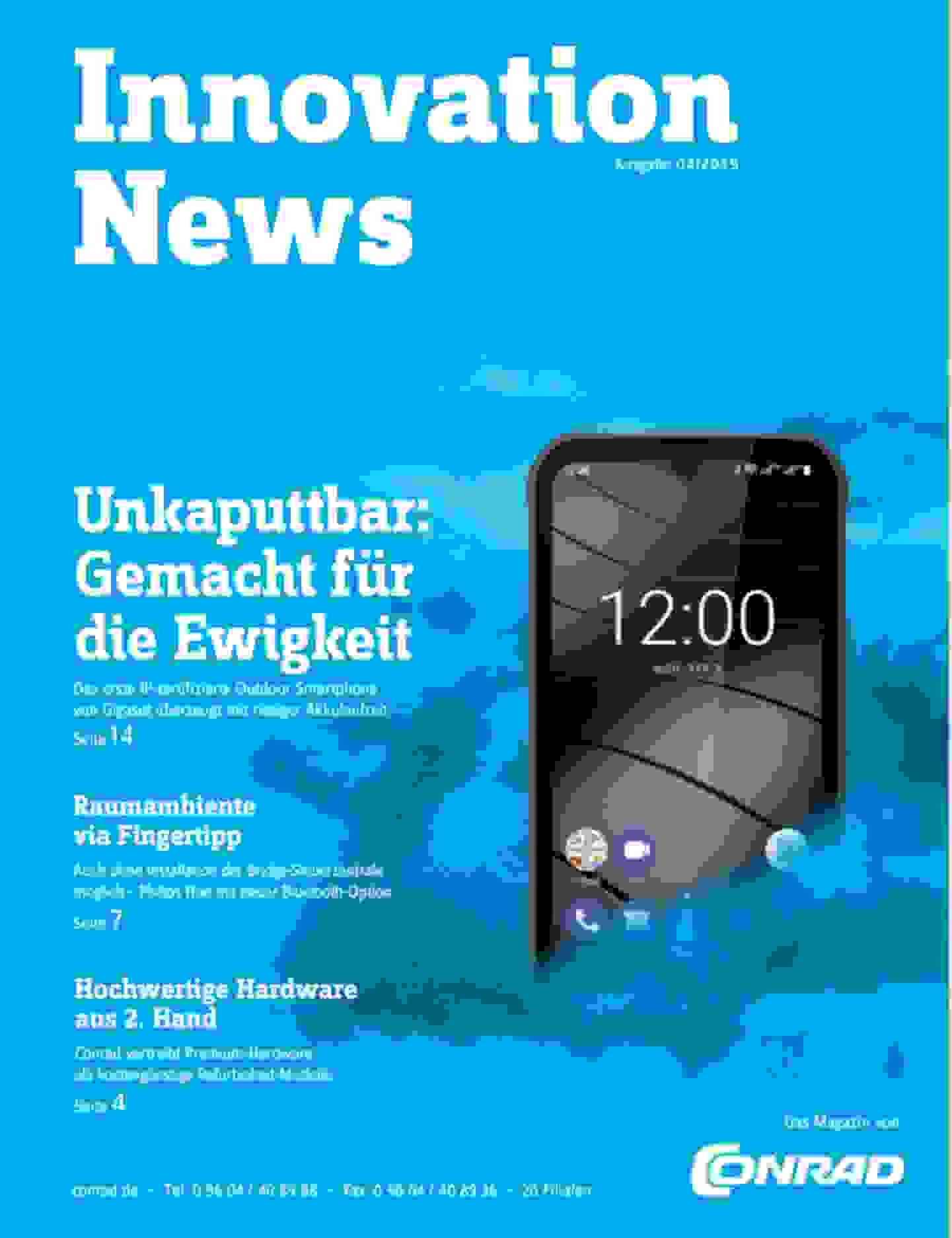 Innovation News 04/2019