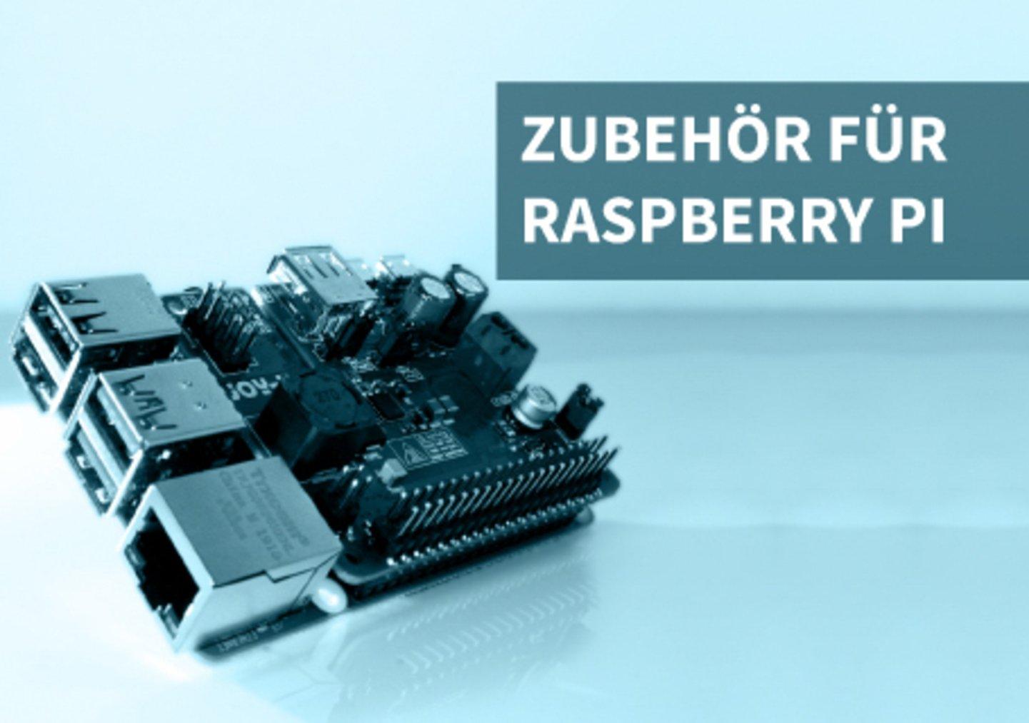 Zubehör für Raspberry Pi
