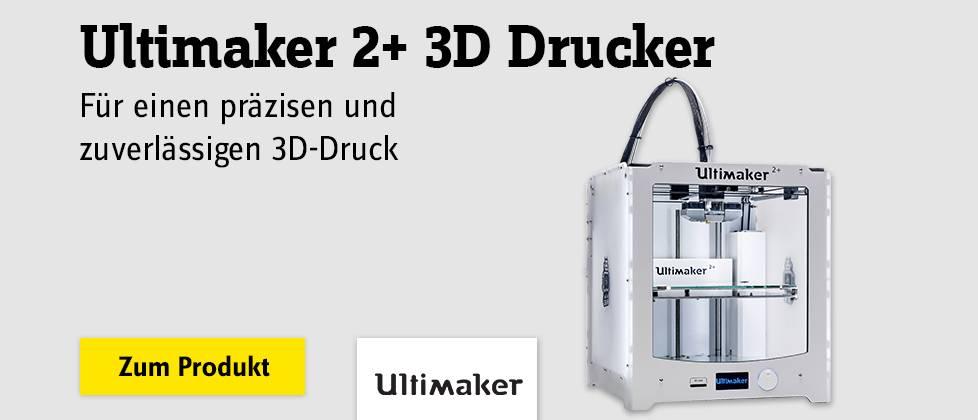 Ultimaker 2+ 3D Drucker