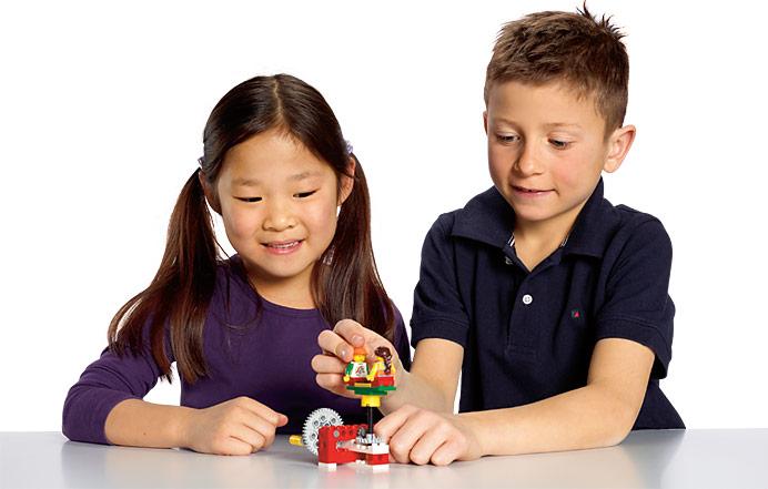 Machines simples LEGO® Education