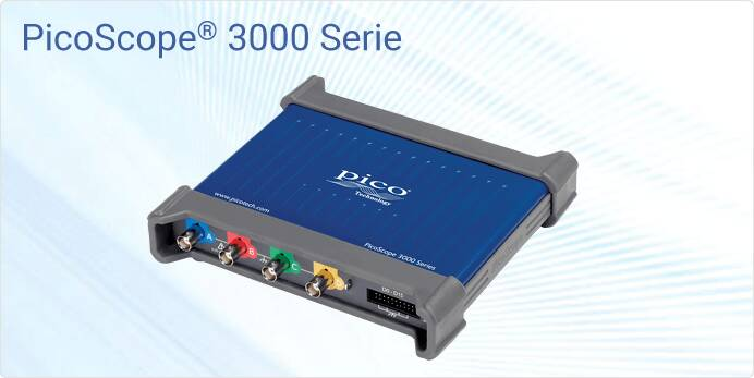 PicoScope 3000 Serie