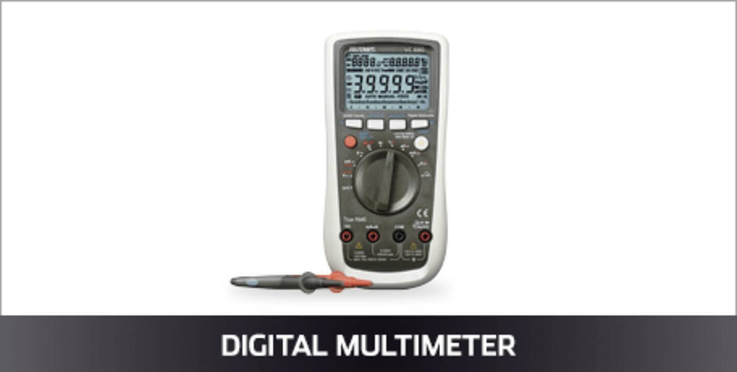 VOLTCRAFT Digital Multimeter