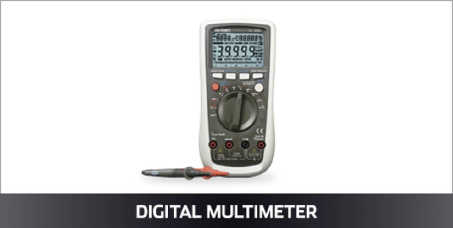 VOLTCRAFT Digital Multimeter