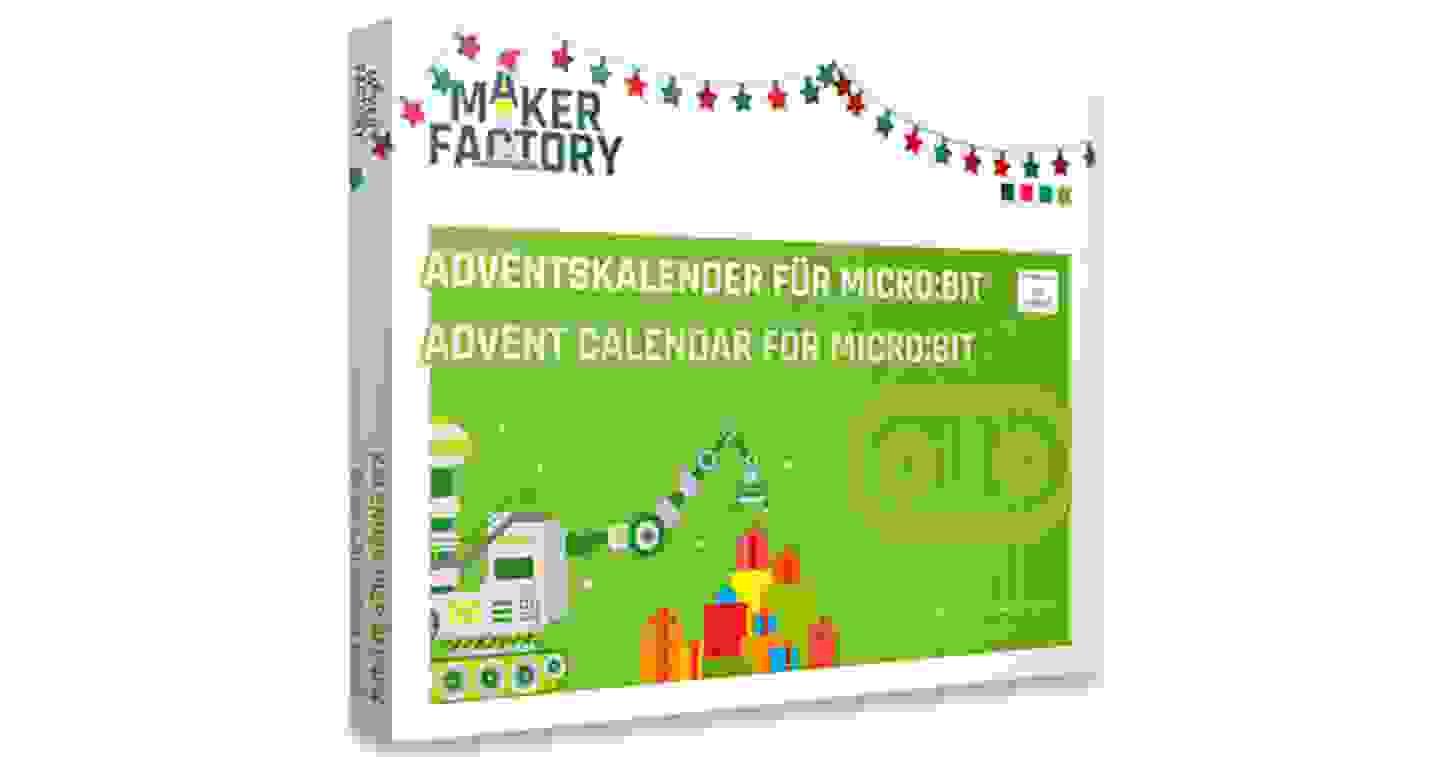micro:bit-Adventskalender »