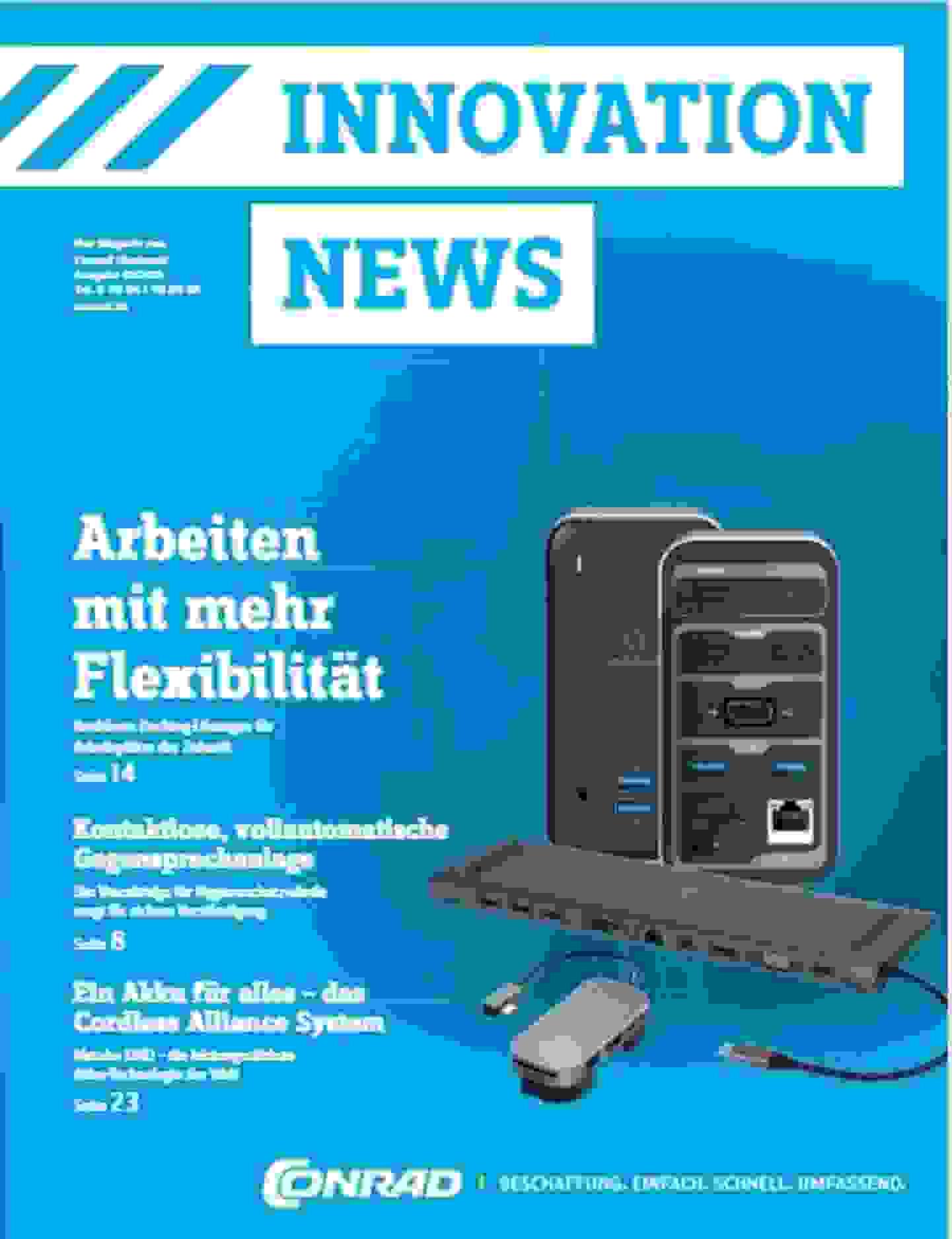 Innovation News 01/2021
