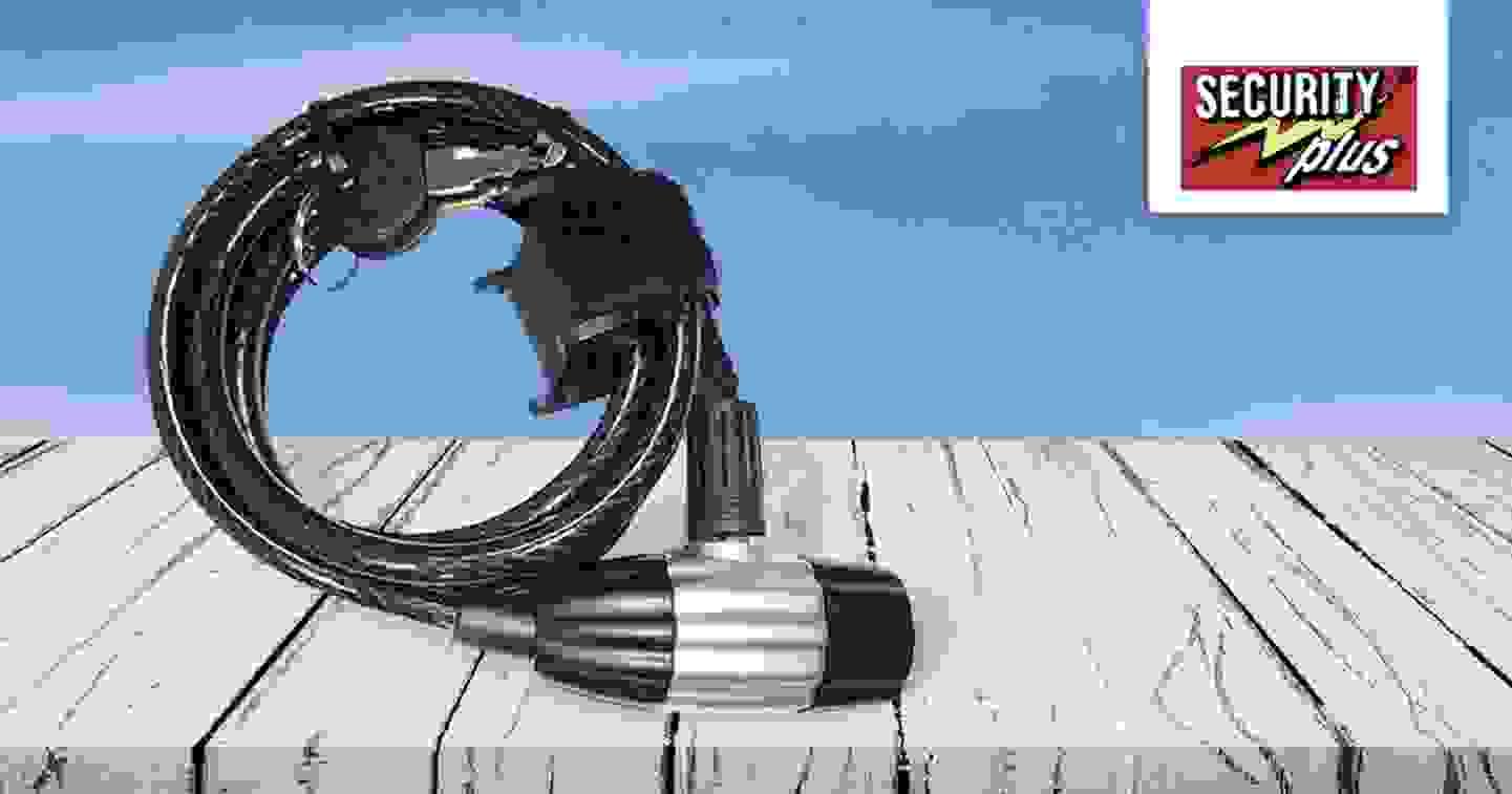 Security plus - Câble antivol