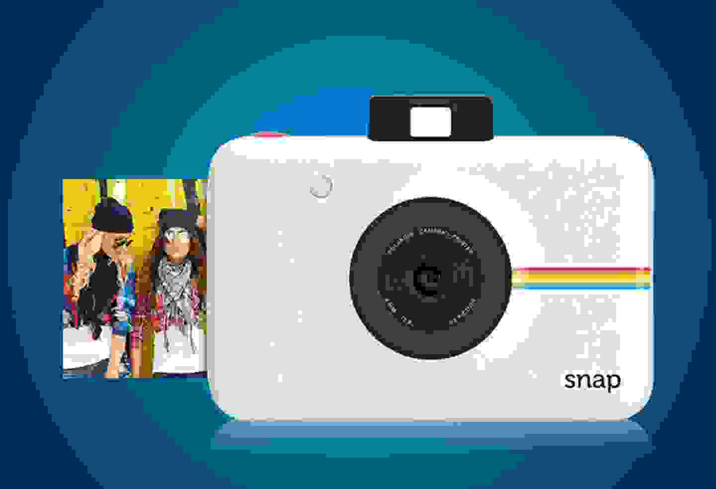 Polaroid - SNAP Sofortbildkamera 10 Mio. Pixel »