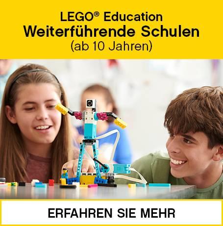 LEGO education - Weiterführende Schulen »