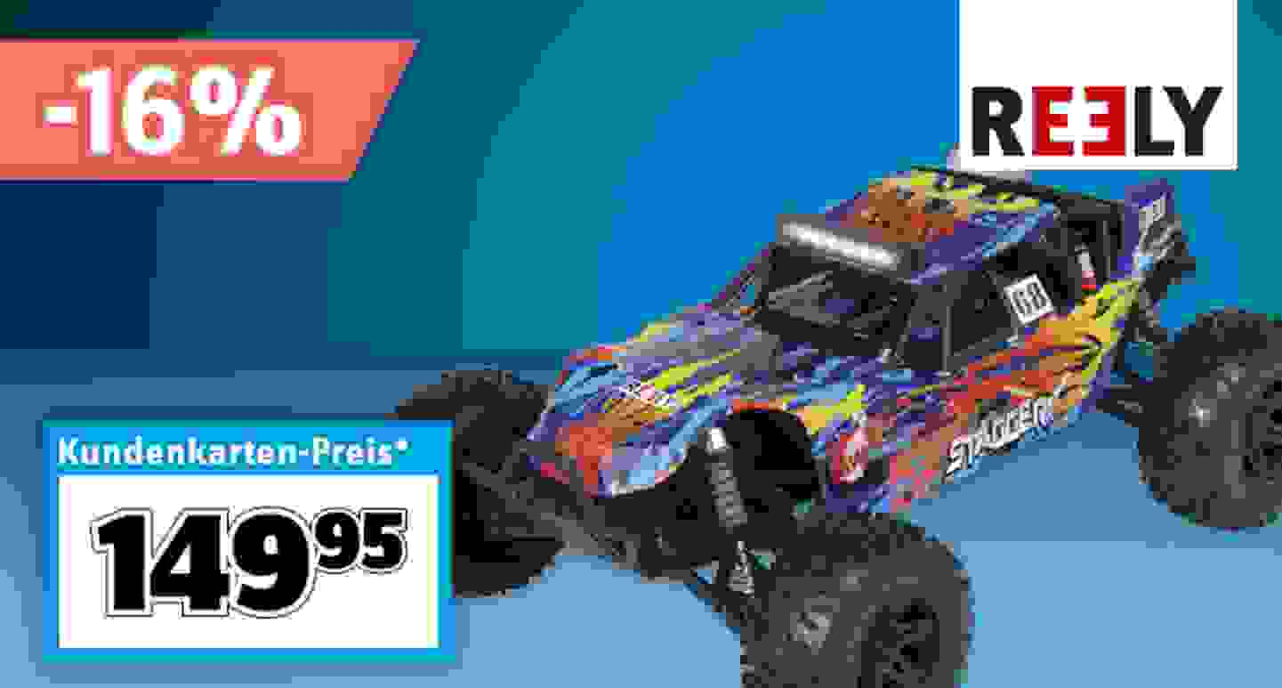 Reely - Stagger Brushed RC Elektro Buggy | 1:10 »
