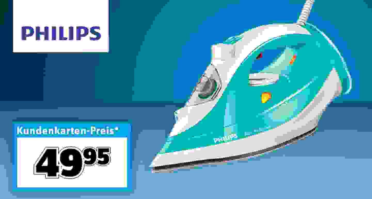 Philips - Performer Dampfbügeleisen »