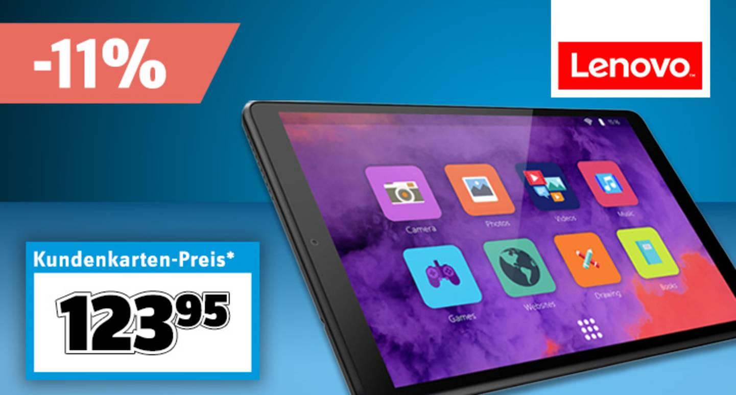 Lenovo - Tab M8 HD | LTE/4G, WiFi 32 GB | Iron Gray »