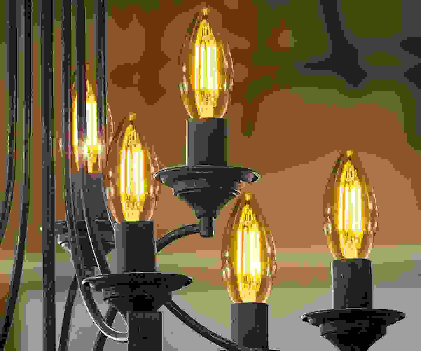 Sygonix - Ampoules LED en forme de bougie