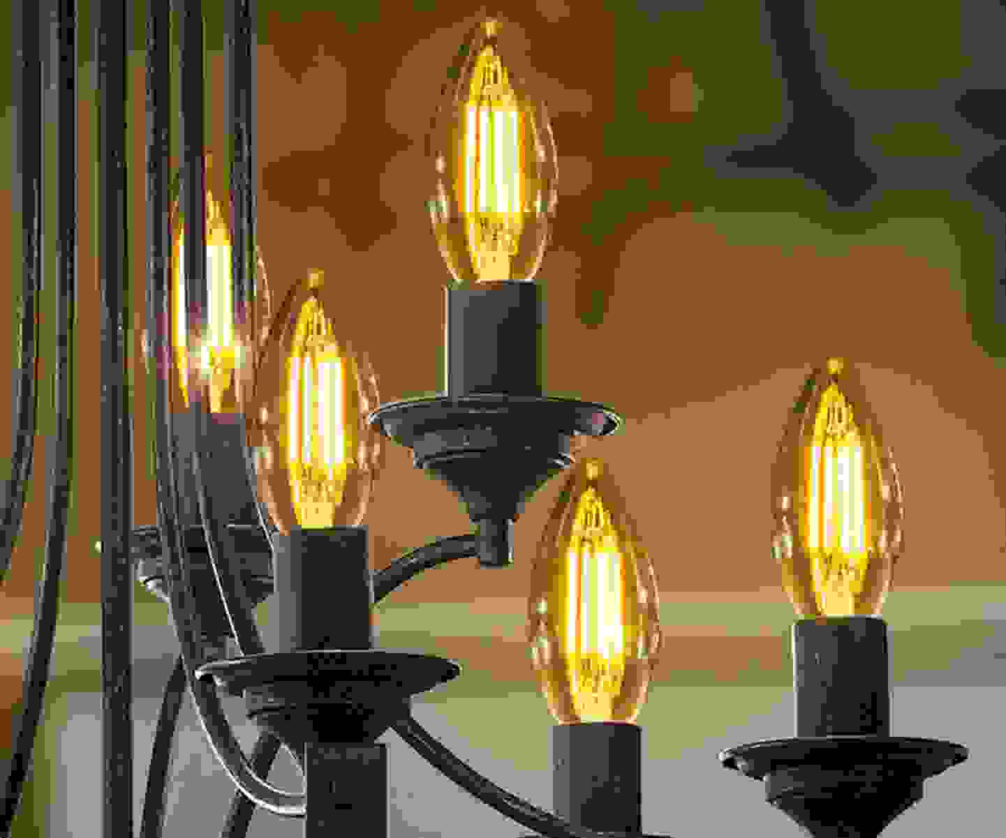 Sygonix - LED Leuchtmittel Kerzenform